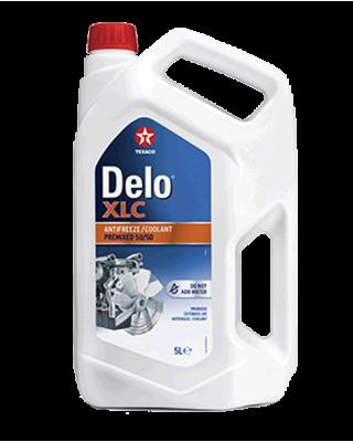 Texaco DELO XLC Premixed 50/50
