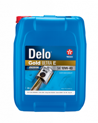 Texaco DELOGold ULTRA E10w-40