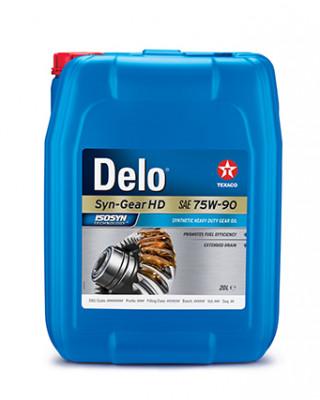 Texaco DELOSyn-Gear HD75w-90