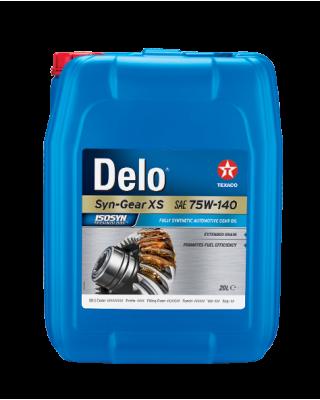 Texaco DELOSyn-Gear XS75w-140