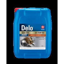 Texaco DELOSyn-TDL75w-90