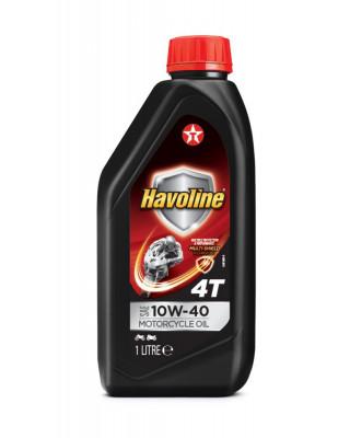 Texaco Havoline 4T MotorCycle Oil 10w-40