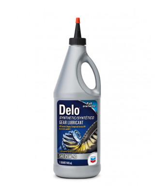Chevron Delo Syn-Gear XDM 75w-90