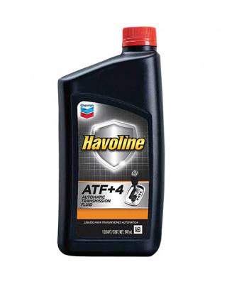 Chevron Havoline ATF+4