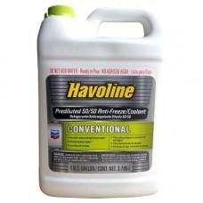 Chevron Havoline Conventional Prediluted 50/50 Antifreeze/Coolant