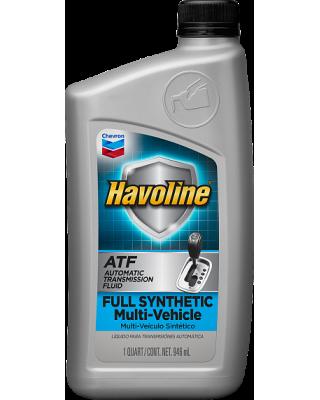 Chevron Havoline Full Synthetic Multi-Vehicle ATF