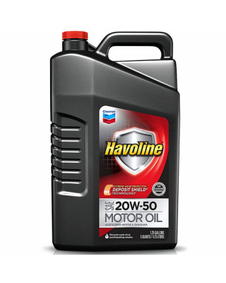 Chevron Havoline MO 20w-50