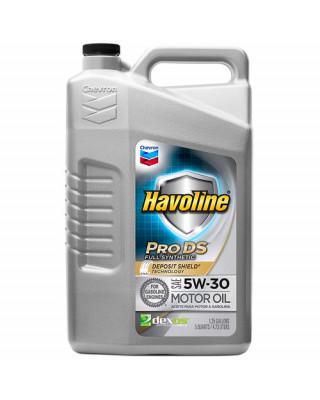 Chevron Havoline ProDS Full Synthetic 5w-30