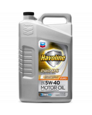 Chevron Havoline ProDS Full Synthetic Euro 5w-40