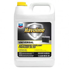 Chevron Havoline Universal Antifreeze/Coolant Premixed 50/50