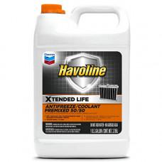 Chevron Havoline XTENDED Antifreeze/Coolant Premixed 50/50