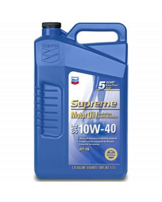Chevron Supreme MO 10w-40