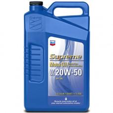 Chevron Supreme MO 20w-50