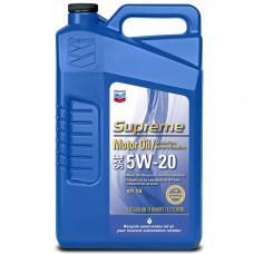 Chevron Supreme MO 5w-20