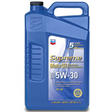 Chevron Supreme MO 5w-30
