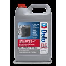 Chevron Delo ELC Antifreeze/Coolant Premixed 50/50
