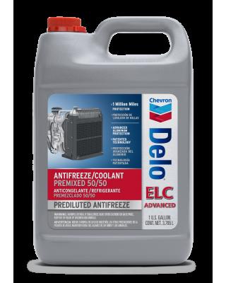 Chevron Delo ELC Antifreeze/Coolant Concentrate