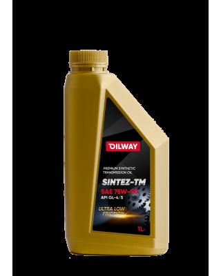 Oilway SinteZ-TM 75w-90 GL-4/5 Синт