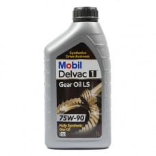 Mobil Delvac 1 Gear Oil LS 75w-90