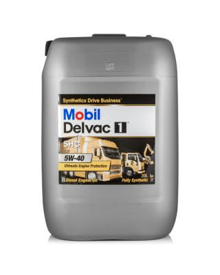 Mobil Delvac 1 SHC 5w-40