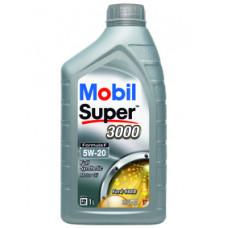 Mobil Super 3000 x1 Formula F 5w-20